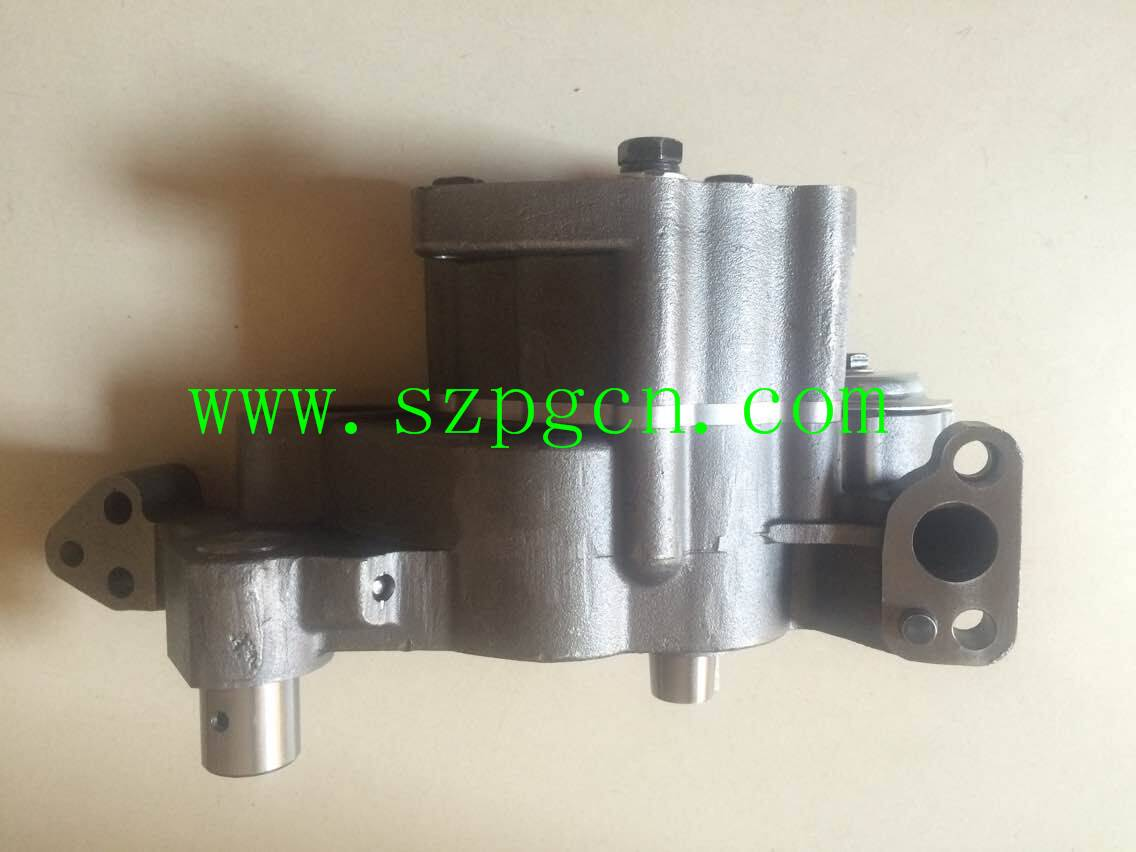 Diesel Engine E3306 Oil Pump 4W2448 for Excavator