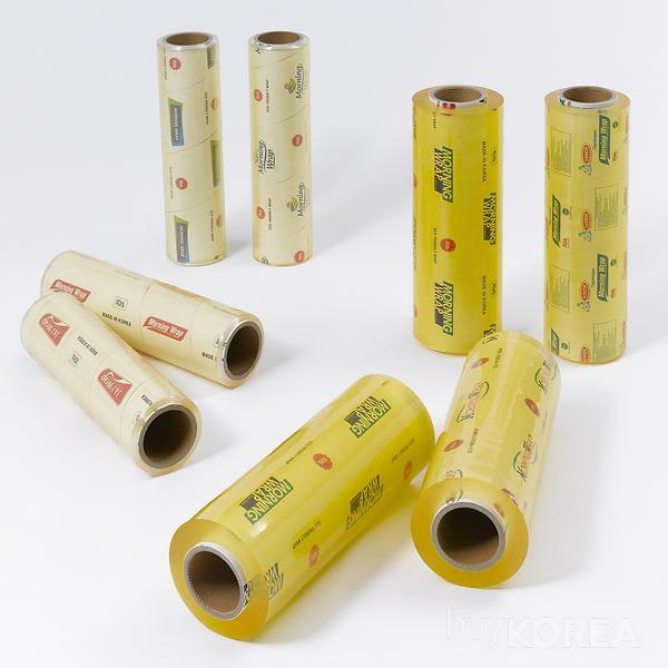 Blowing Film Food Grade PVC Cling Film