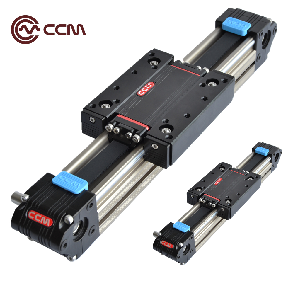 Linear rail kit 1500mm W50-25 precision linear actuator heavy load 25kg hot sale