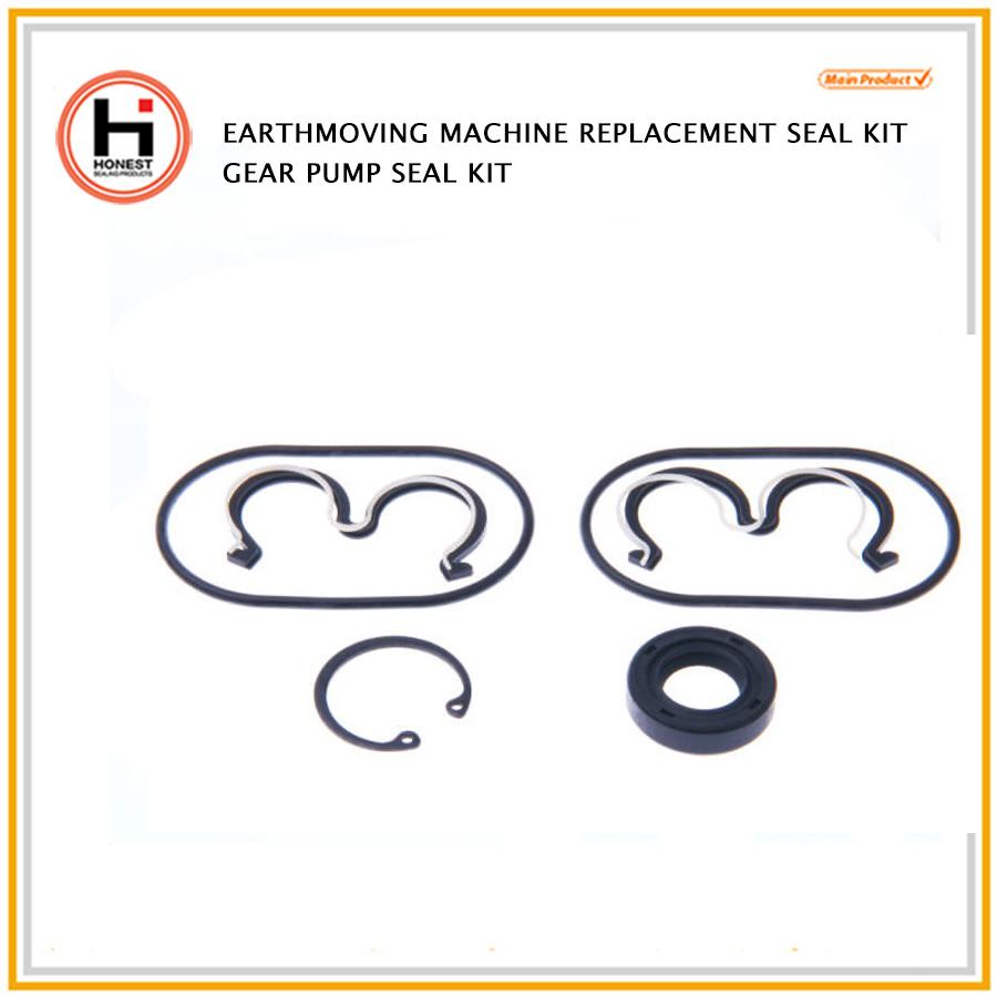 Hydraulic Gear Pump Seal Kits Excavator Seal Kits