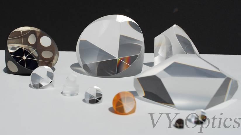 optical glass Corner Cube Prisms