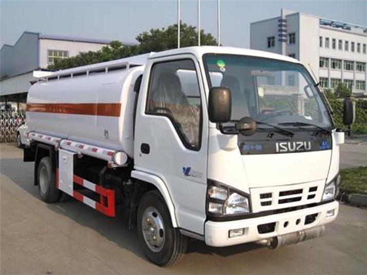 ISUZU 5t Diesel Refueller Tanker Haiti for Sale