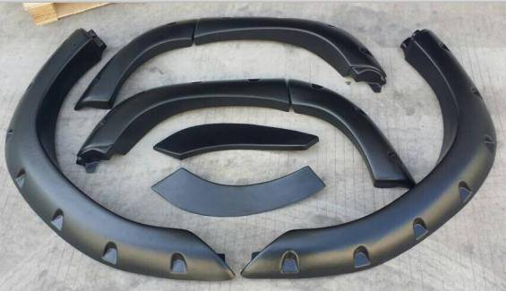 Fender Flares for Land Cruiser 80