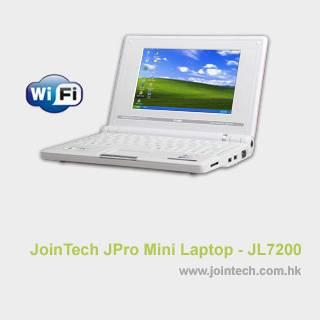 JoinTech JPro Mini Laptop - JL7200