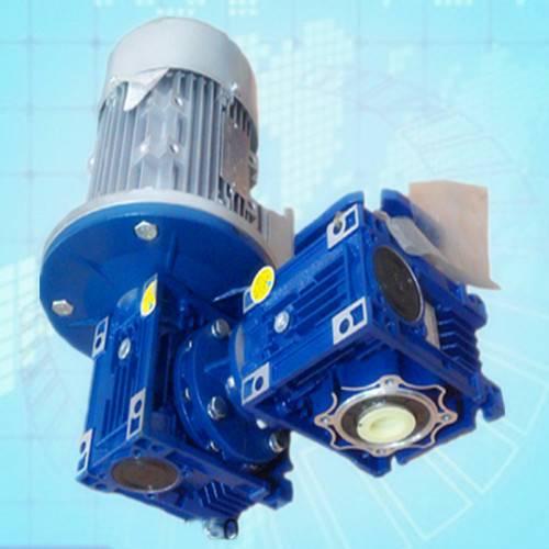 Worm gear reducer NMRV050/50