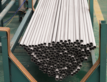 Stainless Steel Austenitic Alloy Steel Boiler Tube