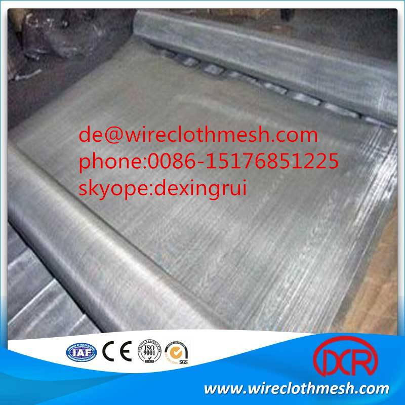 30mesh plain weave 304Stainless Steel Wire Grid