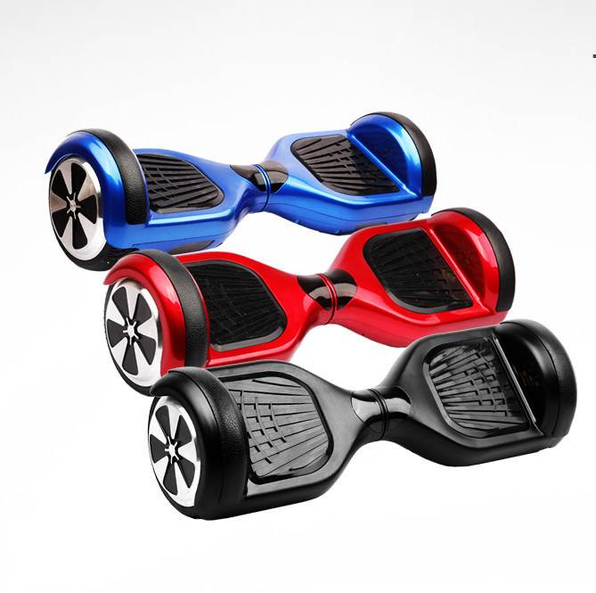 6.5inch electric two wheels self balancing scooter