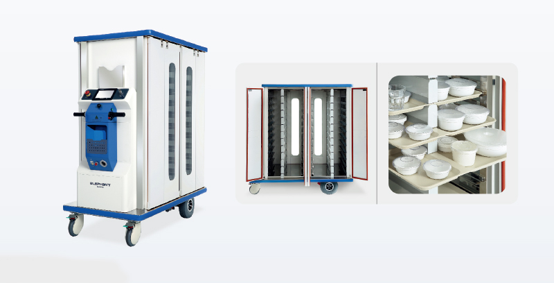 ELP-900H (Electro-motive food service cart)