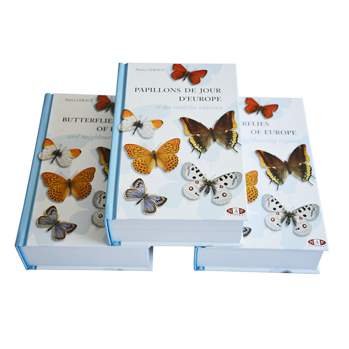 China high quality hardcover printing books wholesale customized art casebound book printing