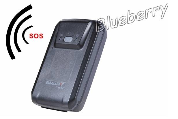 GT03A GPS Vehicle Tracker with 4pcs Powerful Magnets and Built-in 2600mAh Battery, GPS Truck Tracker