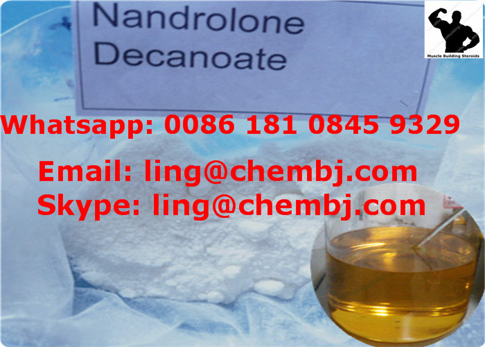 Nandrolone Decanoate Deca Durabolin Injectable Anabolic Steroid
