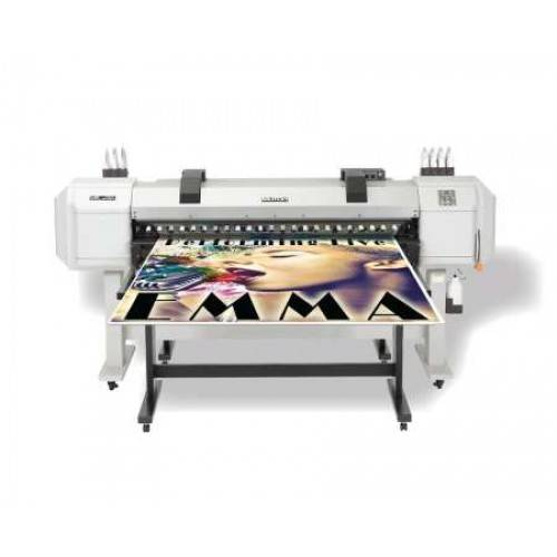 "sell New Mutoh ValueJET 1617H 64"" Hybrid Flatbed Large Format Color Printer"