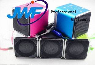 New Portable ak-03 small speaker For iPod/MP3
