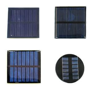 Mini Solar Panel(0.16, 0.24Wp, 0.14Wp, 0.08Wp, 0.38Wp, 0.3Wp, 0.22Wp,0.25Wp,0.2Wp)