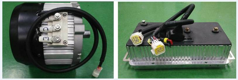 BLDC motor for vehicles