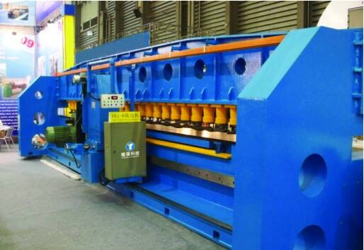 XBJ Series Mill Edge Machine