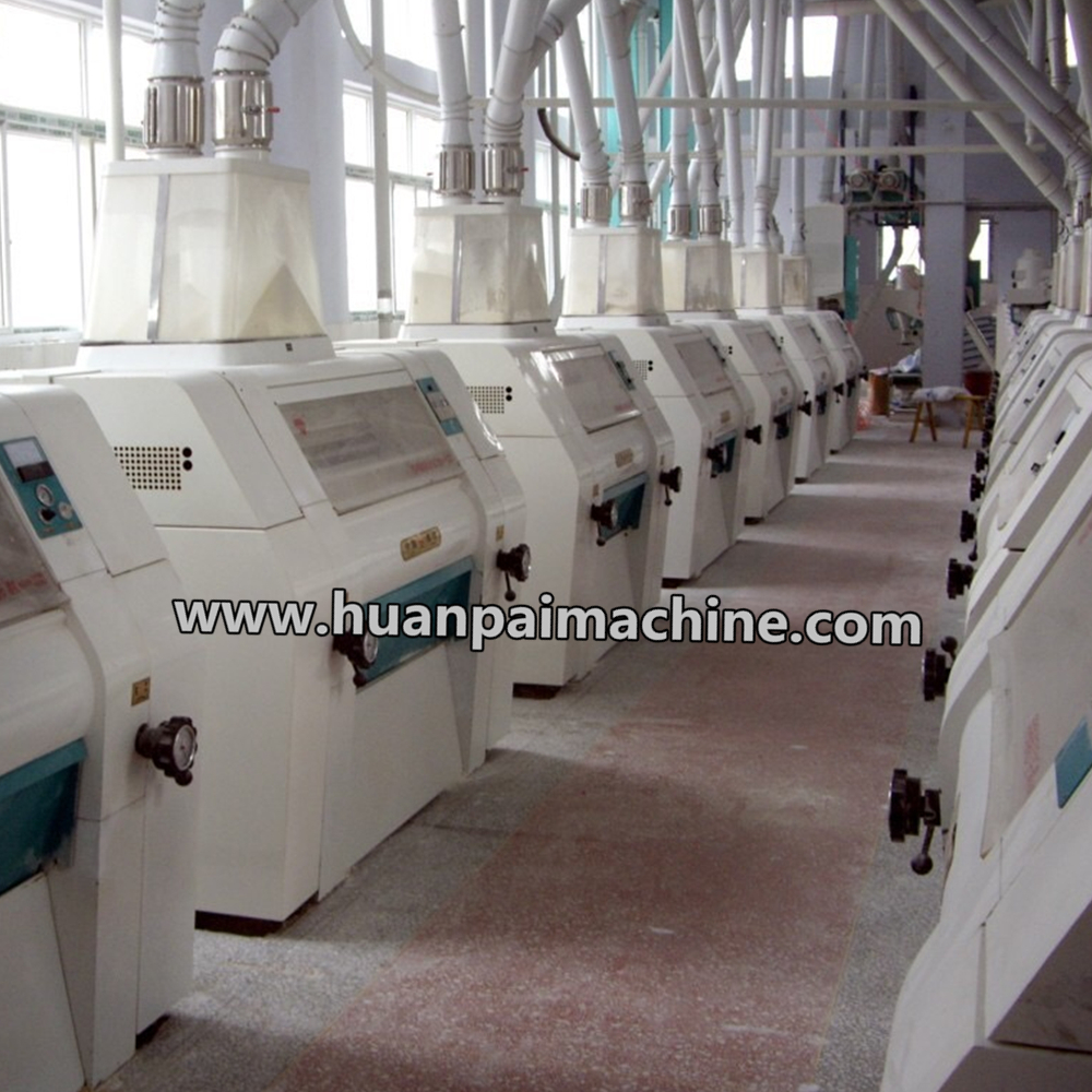 wholesale wheat flour milling machine with good price