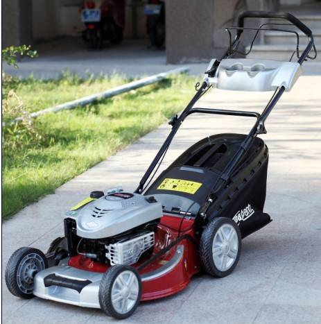 lawn mower with B&S engine
