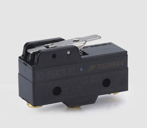 UL Z series Reverse short hinge lever type micro switch/stainless steel electric switches