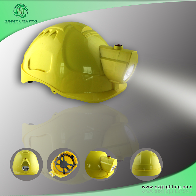 Gl-1000 4000lux High Brightness Miner's Safety Cap Lamp