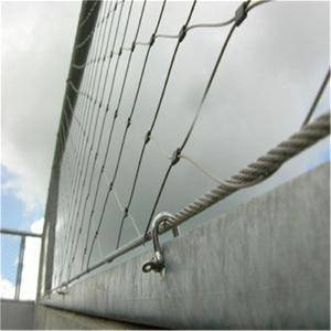 X-Tend Stainless Steel Wire Net For Architecture