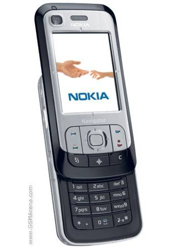 Nokia 6110 NEW MODEL (navigator)