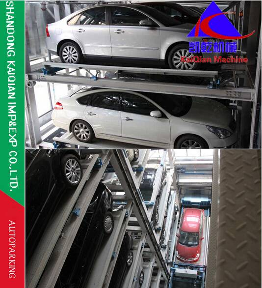 PCSY intelligent automatic car parking solutions