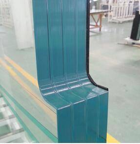 Low iron Tempered glass with CE