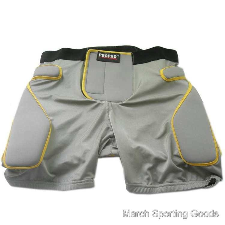 Padded Shorts Soft Hip Butt Impact Crash Pad Guard Brace Protective Gear For Ski Ice Skating Roller
