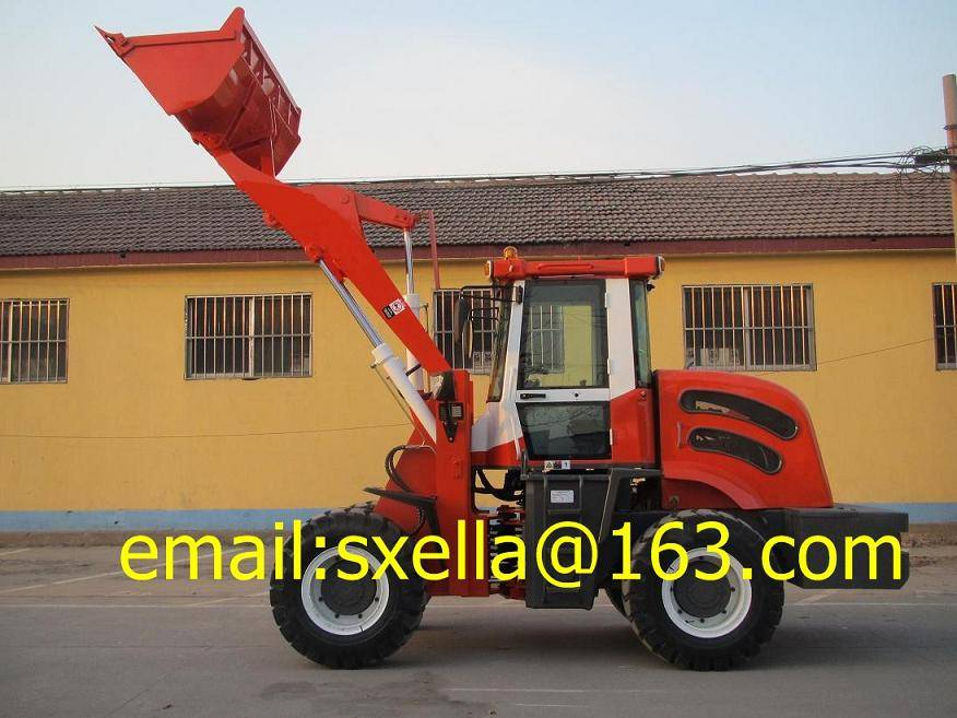 SXMW 20 wheel loader with ce