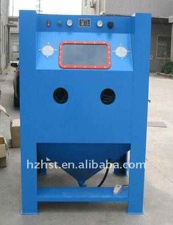 The mould Standard Dry Sandblasting Machine 1010A