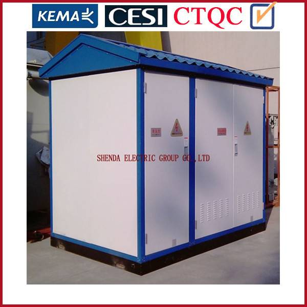 Cubicle Substation Transformer