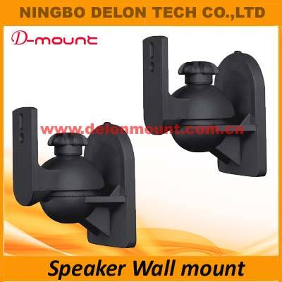 universal sound speaker wall mount stand holder support