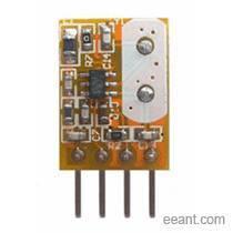 TX5 Datasheet Transmitter Module 433.92Mhz ET-TX-5