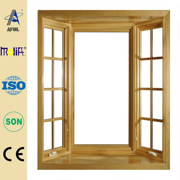 Wooden-Aluminum Windows
