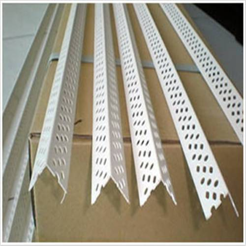 Factory Price and High Quality angle bead/corner bead with fiberglass mesh