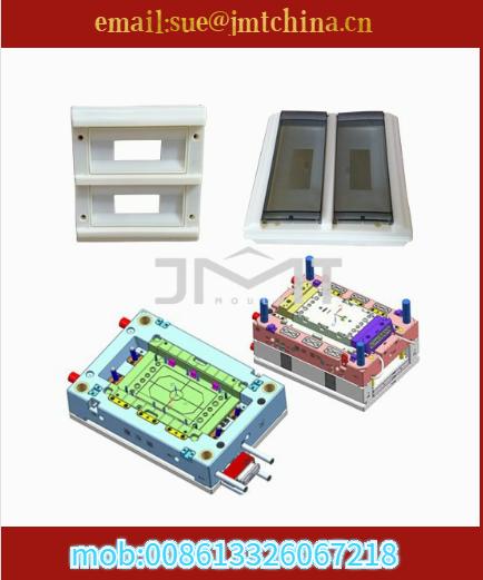 Manufacturer plastic injection mould-electric box mould