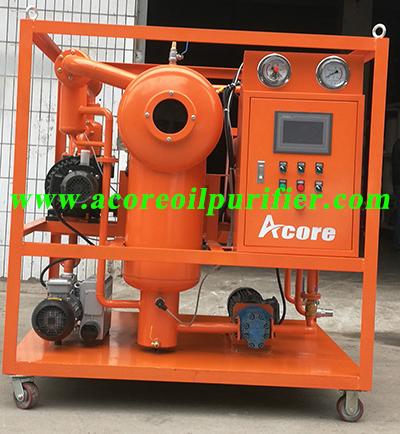 Vacuum Transformer Oil Filter Machine Manufacturer