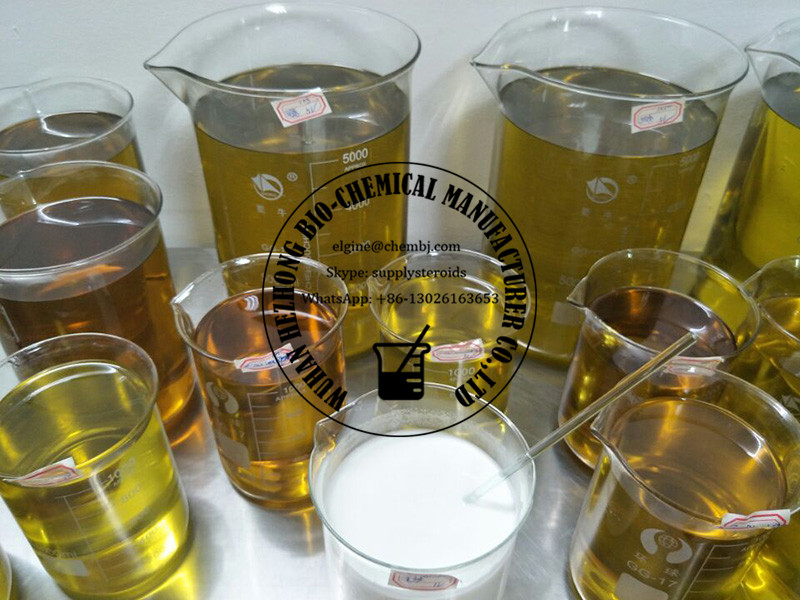 Trenbolone Hexahydrobenzyl Carbonate 55mg/ml Oil Base Depot Steroids Injection CAS 23454-33-3