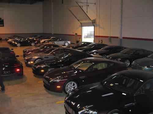 Exotic Luxury Cars