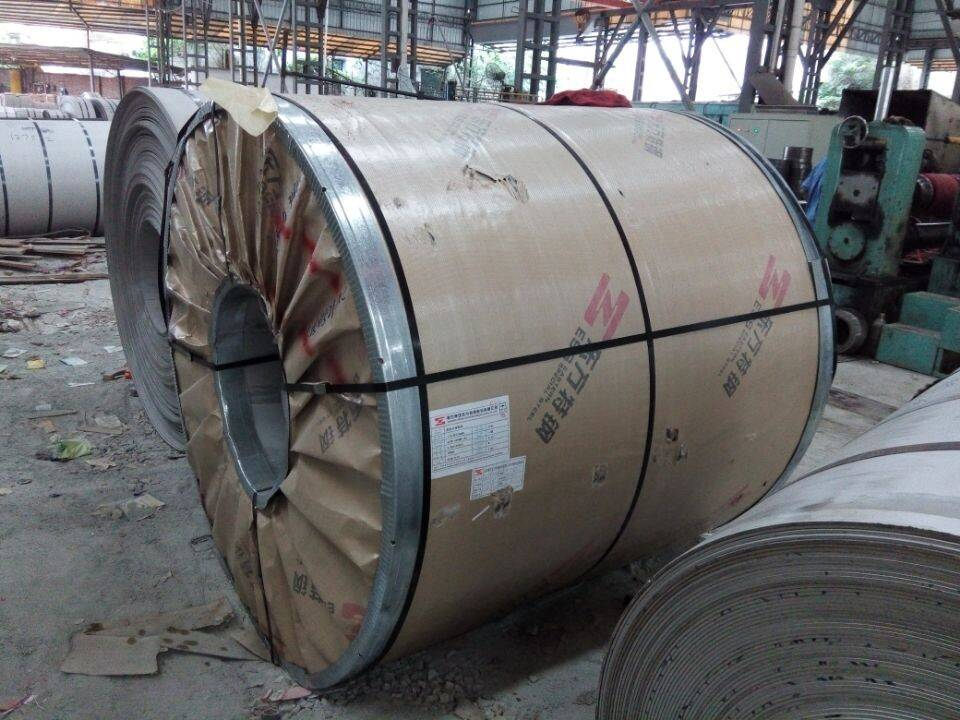 No.1 Finish 304 Hot rolled stainless steel coil