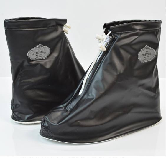 18cm High Ankle Boot Rain Shoe Cover for Girls