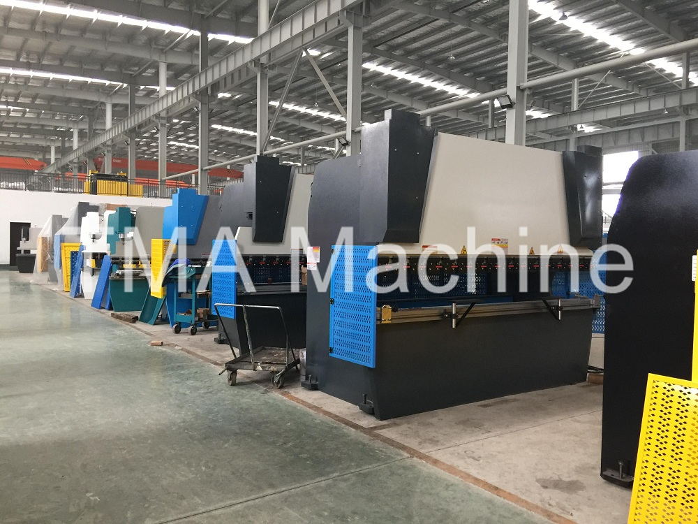 Full CNC Hydraulic Metal Press Brake, Iron Press Brake,Bending Machine