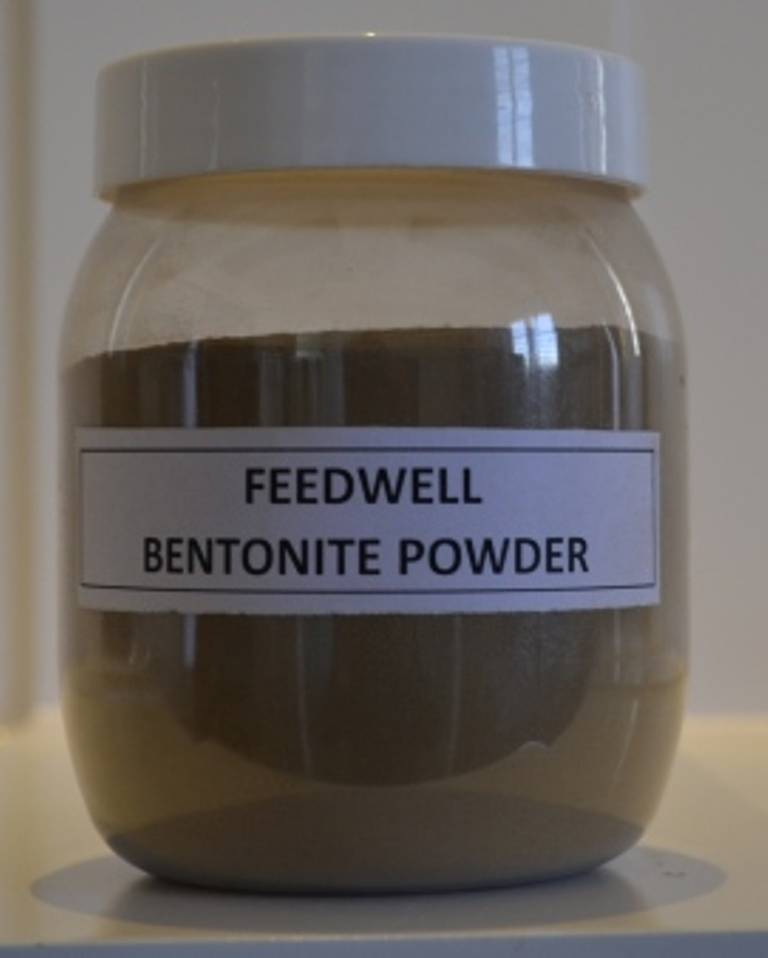 Animal feed Grade Bentonite