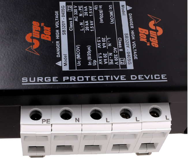 SPDs for Power Lines-SB320Y-040SG (Power Line)