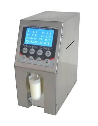 Master LM2 milk analyzer