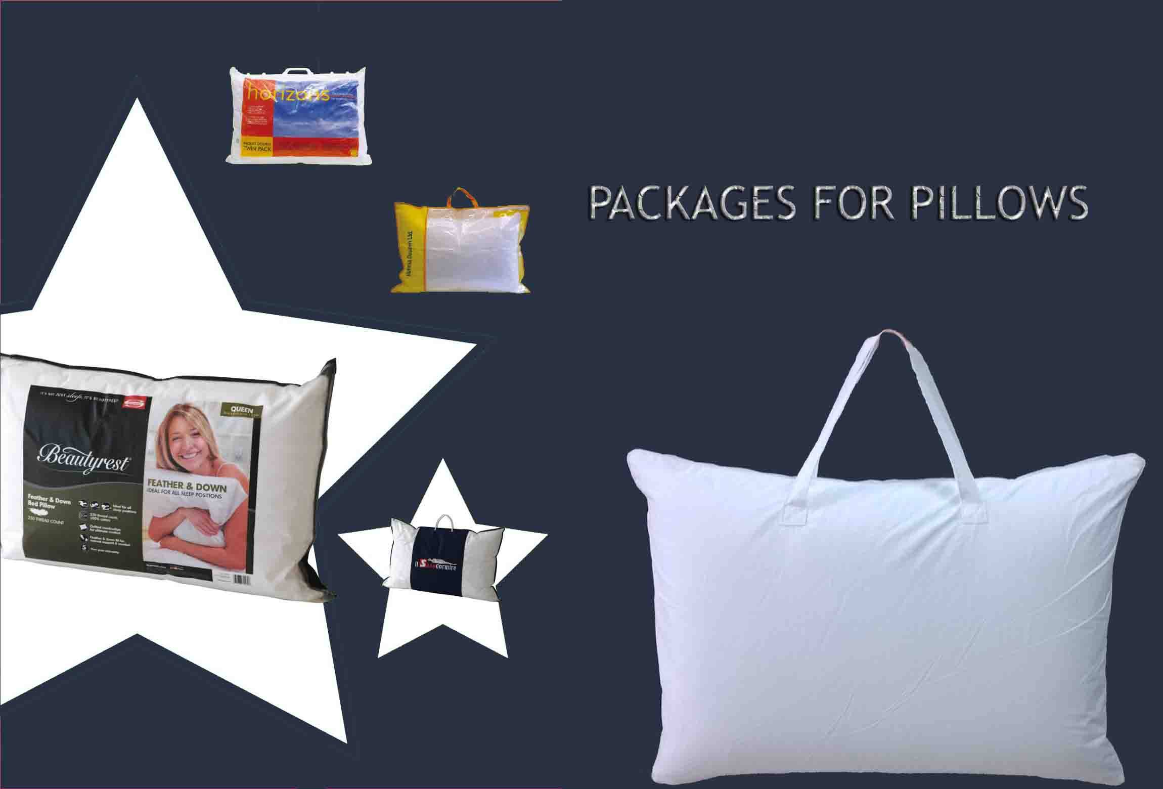 Pillow Packages