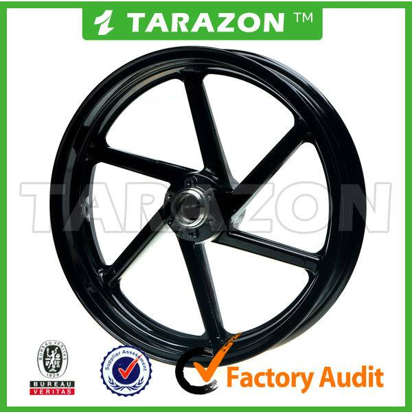 Front Aluminum Alloy Wheel 3.5x17'' for Motorcycle
