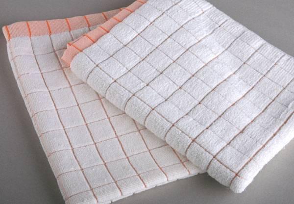 Microfiber Checked Kitchen Towel